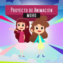 Mi Proyecto en Rigging y Animación de personajes en Moho. Un progetto di Design, Animazione, Video , e Animazione 2D di Carlos Urribarri Hernández - 10.11.2020