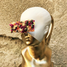 Visions - Floral Art. A Design project by Violeta Gladstone - 11.27.2020
