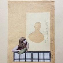 analog collage. Um projeto de Colagem de Babette De La Vega - 27.11.2020