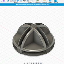 Mi Proyecto del curso: Introducción al diseño e impresión en 3D. Un proyecto de 3D de Alfredo López Soto - 28.11.2020