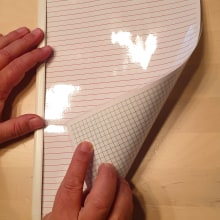 The simplest notebook. A Creativit project by Jozsef Taller - 11.29.2020