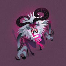 Strange Xmas Characters. Un progetto di Illustrazione, Character Design, Illustrazione vettoriale, Creatività, Illustrazione digitale , e Arte concettuale di Nathan Jurevicius - 01.12.2020