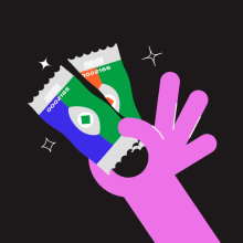 Mi Proyecto del curso: Motion graphics para Instagram. A Design, Motion Graphics, Animation, Kunstleitung, Grafikdesign, Animation von Figuren, 2-D-Animation, Videobearbeitung, Digitales Design, Produktion und Edition für YouTube und Social Media Design project by Darwin Pacheco - 01.10.2020