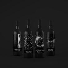 Un Placer de Miedo | Wine Label Design. Un proyecto de Br, ing e Identidad y Diseño gráfico de Elena Troyano - 02.06.2020