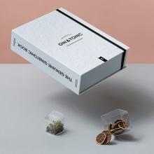 The Genuine Gin&Tonic. Um projeto de Direção de arte, Design editorial, Design gráfico e Packaging de Feroz Estudio - 02.12.2020