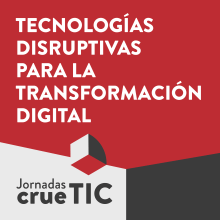Crue TIC Jornadas Digitales 2020. A Motion Graphics, Br, ing, Identit, Education, Events, and Graphic Design project by Amaia Zelaiaundi - 03.20.2020