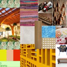 Meu projeto do curso: Cor aplicada ao design de interiores. Un proyecto de Decoración de interiores de EDUARDO DA SILVA TUDE - 21.11.2020