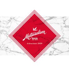 Matusalén GR15. Um projeto de Publicidade, Direção de arte, Eventos, Design gráfico e Design de cartaz de Gabriel Fernández - 16.01.2020