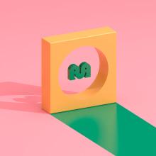 Mono.go. A Illustration, Kunstleitung, Br, ing und Identität und Grafikdesign project by Wikka - 16.12.2020