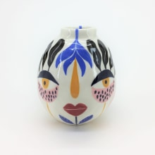 Colección EDEN . Un proyecto de Diseño, Ilustración y Cerámica de Pepa Espinoza - 16.12.2020