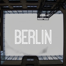 BERLIN. A Photograph, Outdoor Photograph, and Architectural Photograph project by Bárbara Amores - 04.10.2019