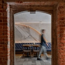 Madre Café. A Architektur, Industriedesign, Innendesign und Beleuchtungsdesign project by Mónica Vega - 16.12.2020