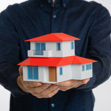 Maqueta: Kasukabe House. A 3-D, Architektur, Produktdesign, 3-D-Modellierung, 3-D-Design und ArchVIZ project by Agustín Arroyo - 16.12.2020