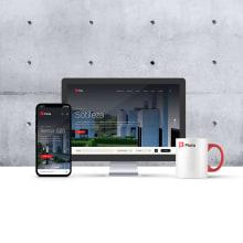 Web Grupo Pinta. Um projeto de UI / UX, Design gráfico e Web design de Artídoto Estudio - 17.12.2020