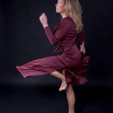 Sanne en otoño. A Fashion photograph project by Ronal Porras - 12.17.2020