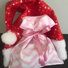 Saquinhos de Prendas - Rosa . Un proyecto de Costura de Stella Menz - 13.12.2020