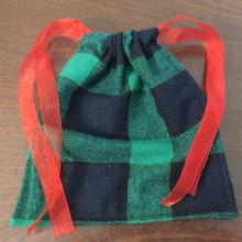 Saquinho de Natal I. Un proyecto de Costura de Stella Menz - 14.12.2020