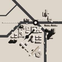 Germany. Beremberg Magazine. Un proyecto de Diseño gráfico, Infografía e Ilustración vectorial de Paadín - 17.12.2020