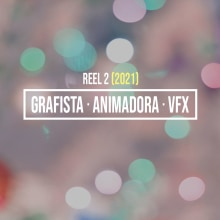 Reel como Grafista / Animadora / VFX. Un proyecto de Motion Graphics, Diseño gráfico, Stop Motion, VFX y Animación 2D de Sofía Villafañe - 15.01.2019