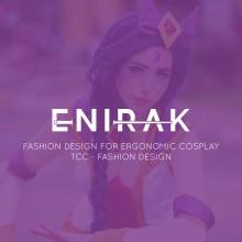 Fashion Design for Ergonomic Cosplay. Un proyecto de Moda, Diseño de moda y Costura de Karine Costa - 07.12.2018