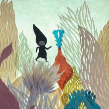 Jardín diminuto- stopmotion. Un proyecto de Animación, Stop Motion, Papercraft, Ilustración infantil y Art to de Paz Tamburrini - 01.08.2020