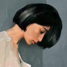 My project in Pictorial Portraits Using Digital Techniques course. Un proyecto de Dibujo digital de Christina art - 01.01.2021