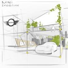 Mini IAA Concept Proposal. Um projeto de 3D, Consultoria criativa, Ilustração digital e Concept Art de Timo Mueller - 06.01.2021