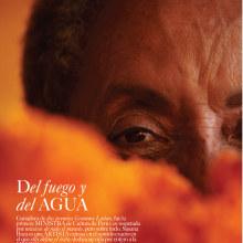 Susana Vaca para Vogue Mexico. A Fotografie, Beleuchtungsdesign, Fotoretuschierung, Modefotografie und Porträtfotografie project by Javier Falcón - 07.01.2021