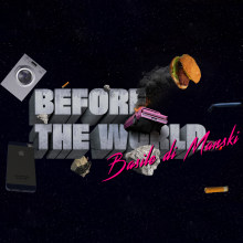 BEFORE THE WORLD. A 3D, Video editing, Post-production, and Matte Painting project by Joan Molins - 01.14.2019