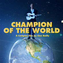 COLDPLAY - CHAMPION OF THE WORLD. A 3D, 3D Animation, and Post-production project by Joan Molins - 02.10.2020