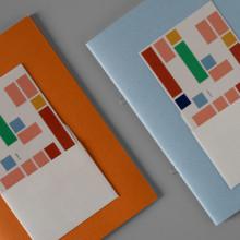 Battleship notebooks. Um projeto de Design editorial e Criatividade de Silvia Fernández Palomar - 07.01.2021