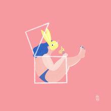 Refrescando @nanconene. Um projeto de Design, Ilustração, Publicidade, Fotografia, Br, ing e Identidade, Design editorial e Social Media de Nancy Lozano - 09.01.2021