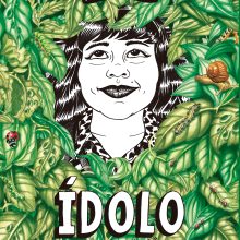 Idolo, una historia casi real. A Comic project by Marcela Trujillo Espinoza - 01.12.2021