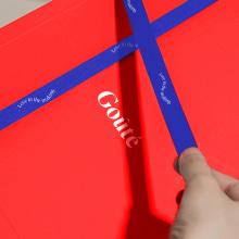 Goûté / Branding . Um projeto de Br, ing e Identidade, Packaging, Design de logotipo e Desenho tipográfico de Alexis Avelar - 26.12.2020