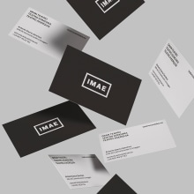 IMAE · Instituto Municipal de Artes Escénicas. Um projeto de Br, ing e Identidade, Design de cartaz e Design de logotipo de Bee Comunicación - 15.01.2021