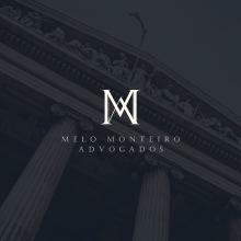 brand design | melo monteiro advogados. A Art Direction, and Graphic Design project by Isadora Faleiros - 12.01.2020