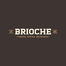 Brioche: Comida rápida artesanal . A Design, Br, ing und Identität und Verpackung project by Marcus Rosanegra - 17.01.2021