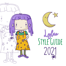My project in Creating an Illustrated Brand: From the Idea to Merchandising course. A Illustration, Vector Illustration, and Digital illustration project by Leah Fox - 01.25.2021