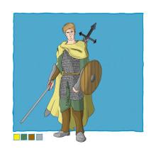 Mi Proyecto del curso: Metodología y conceptualización para el diseño de personajes. Un proyecto de Dibujo digital de lucas_escudero90 - 31.01.2021