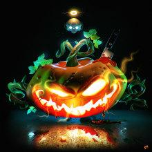 Monsters. Um projeto de Ilustração, Design de personagens, Modelagem 3D e Design de personagens 3D de Santiago Moriv - 17.11.2020