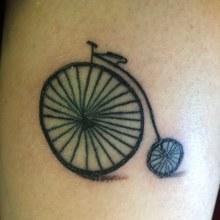 Mi Proyecto del curso: Tatuaje para principiantes. Un progetto di Design di tatuaggi di Teissi Aranda - 02.02.2021