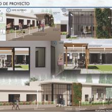 Residencial familiar en Rawson, Chubut. Un proyecto de Diseño, 3D y Arquitectura de Ailen Alvarez Lopez - 03.02.2021