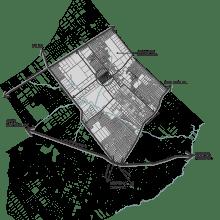 Nueva Centralidad en Cuartel V: Barrio La Esperanza. Un proyecto de Diseño, 3D y Arquitectura de Ailen Alvarez Lopez - 03.02.2021