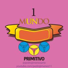Un Mundo Primitivo. A Design project by Pedro Jimenez Madrid - 04.02.2021