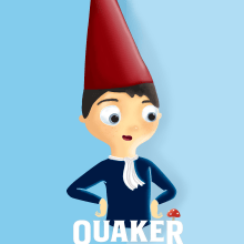Rebranding & Packaging de Quaker . A Br, ing, Identit, Graphic Design, Packaging, and Digital illustration project by Ariadna Vela i Palau - 02.08.2020