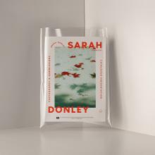 Sarah Donley. Um projeto de Fotografia, Br, ing e Identidade e Design editorial de Silvia Chiclana Chaves - 10.02.2021