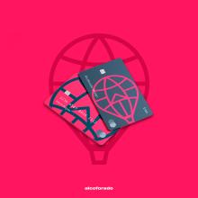 Meu projeto do curso: Design de logos: do conceito à apresentação. A Grafikdesign, Webdesign und Logodesign project by Mateus Alcoforado - 11.12.2020