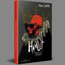 Hamlet. A Design, Illustration, Grafikdesign, Lettering, H, Lettering und Digitale Zeichnung project by Weberson Santiago - 12.02.2021