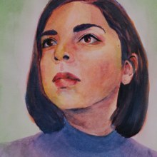 Mily. Un proyecto de Ilustración e Ilustración de retrato de Jorge Orlando Moctezuma Hernández - 13.02.2021