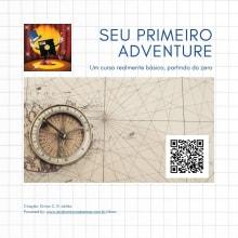 CBCA - Curso Básico de Criação de Adventures. Un proyecto de Diseño de juegos y Desarrollo de videojuegos de Divino Leitão - 26.02.2021